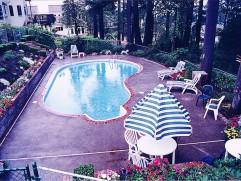 Inground pool 10