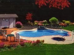 Inground pool 12