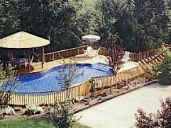 Inground pool 14