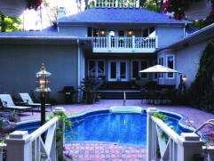 Inground pool 3