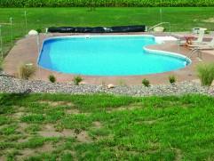 Inground pool 5