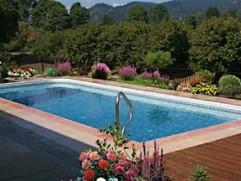 inground pool 30