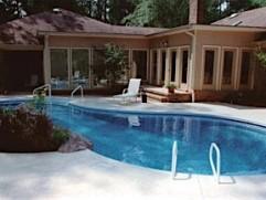 inground pool 31