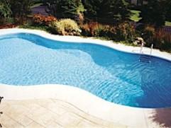 inground pool 34