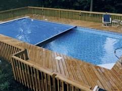 inground pool 36