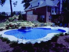 inground pool 38