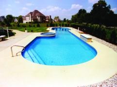inground pool 40