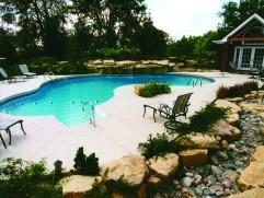 inground pool 41