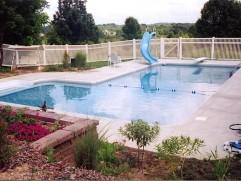 inground pool 42