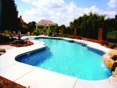 inground pool 43