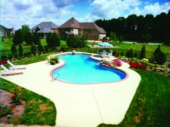 inground pool 44