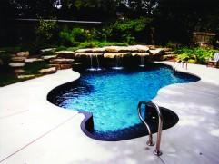 inground pool 48